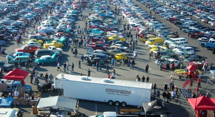 Long Beach Ca Veterans Stadium Swap Meet